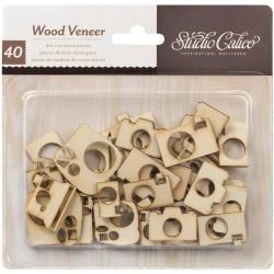 Abbellimenti in legno Studio Calico - Macchine fotografiche