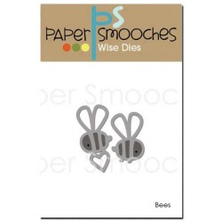 Fustella Paper Smooches - Bees