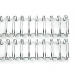 We R Memory keepers - 2 Spirali metalliche argento 1 inch