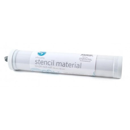 Materiale per stencil Silhouette