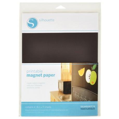 Fogli magnetici A4 Silhouette
