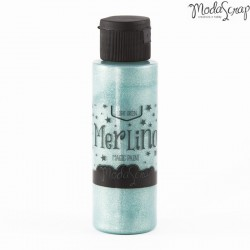 Modascrap Merlino Magic Paint - Light Green