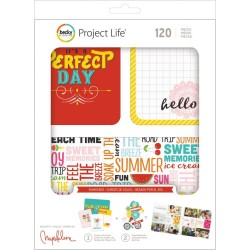 Kit Project Life - Becky Higgins - Sunkissed