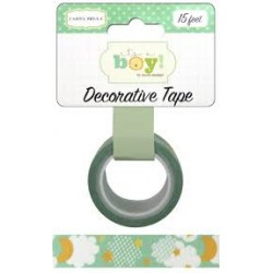 Washi Tape Carta Bella - Clouds & Stars