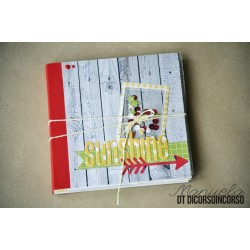 Kit Progetto Manuela 'Mini Album Sunshine'