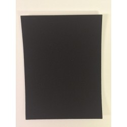 Gomma crepla adesiva - Creative Hands - Nero - 15x11.25 cm