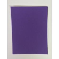 Gomma crepla adesiva - Creative Hands - Viola - 15x11.25 cm