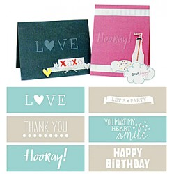 Embossing Strips We r memory - Fine & Dandy