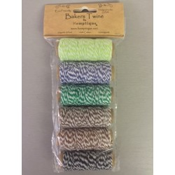 Bakers Twine by Hemptique - Pack 6.2