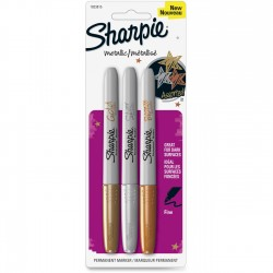 Pacco penne Sharpie - Metallic 3