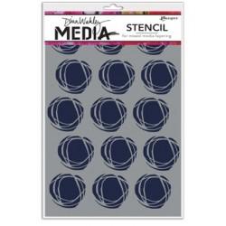 Stencil Ranger - Fractured Circles