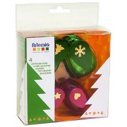 Kit 4 punch Artemio - Natale 1