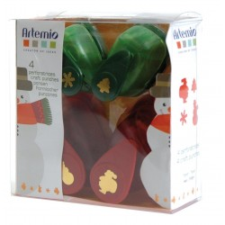 Kit 4 punch Artemio - Natale 2