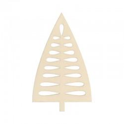Abbellimenti in legno Artemio - Pino