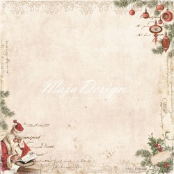 Carta Maja Design - I Wish - Santa got my letter