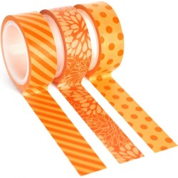 Washi Tape - Queen&co - Orange