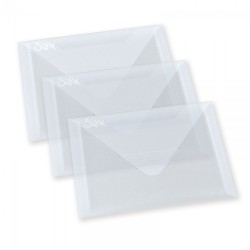 Sizzix Storage Envelopes - Buste trasparenti