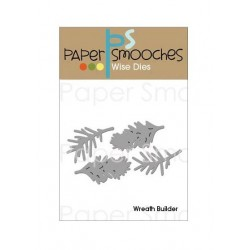 Fustella Paper Smooches - Wreath Builder