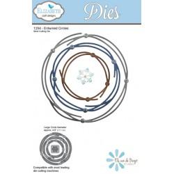 Fustella Elizabeth - Entwined Circles