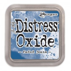 Tampone Distress Oxide - Faded Jeans