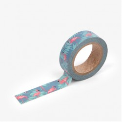 Washi Tape - Dailylike - Flamingo