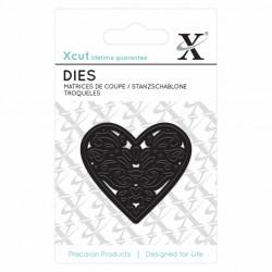 Fustelle Xcut - Mini - Filigree Heart