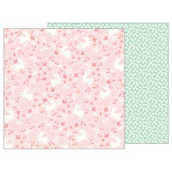 Carta Pebbles - Lullaby - Baby Girl Posies