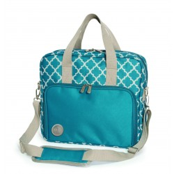 Borsa Crafter's Shoulder Bag We R - Aqua