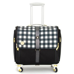 Borsa 360° Crafter's Bag We R - Plaid