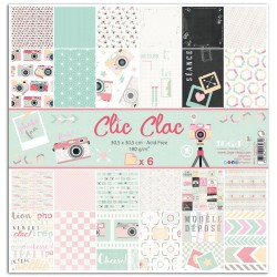 Kit carte Toga - Clic Clac