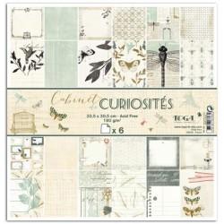 Kit carte Toga - Cabinet de Curiosites
