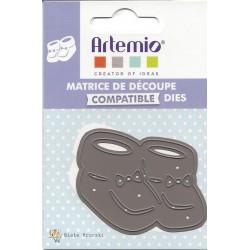 Fustella Artemio - Scarpette