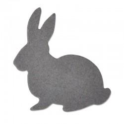Fustella Sizzix Thinlits - Cute Bunny Mini