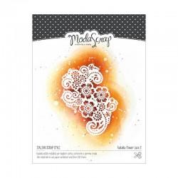 Fustella ModaScrap - Flower Lace 2
