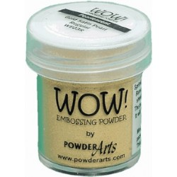 Wow! - Perlescents gold satin pearl  regular