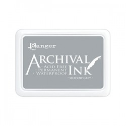 Tampone Ranger Archival Ink - Shadow Grey