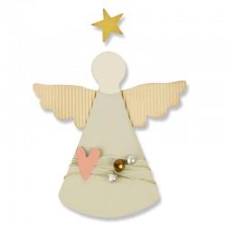 Fustella Sizzix Bigz Die - Angel 2
