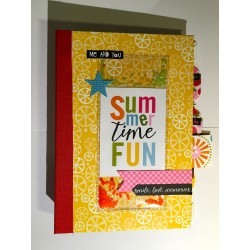 "Kit Progetto ASI Manu  ""Summer Time Fun"""