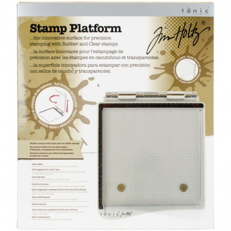 Tim Holtz Stamp Platform Tonic Studios