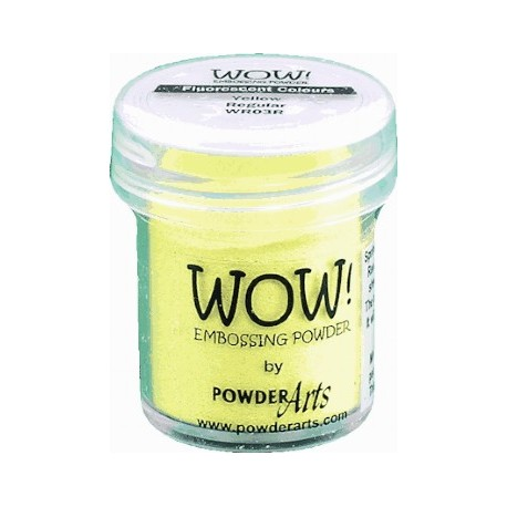Wow! - Fluorescenti yellow