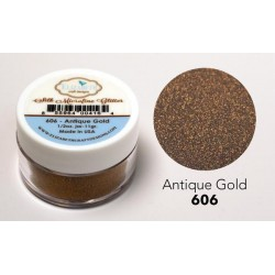 Silk Microfine Glitter - Antique Gold