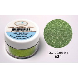 Silk Microfine Glitter - Soft Green