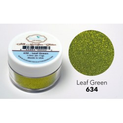 Silk Microfine Glitter - Leaf Green