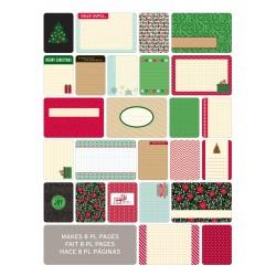 Kit 40 carte - Christmas