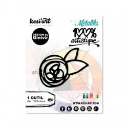 Fustella Kesi'Art - ROSE  -  100% Artistique