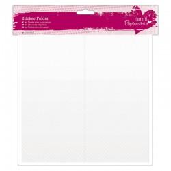 Sticker Folder  Docraft-  Papermania - Raccoglitore per stickers