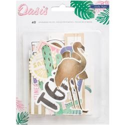 Ephemera die cuts OASIS - Create Paper