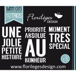 Fustella Florileges - Priorité Absolue
