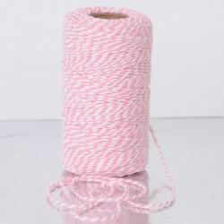 Twine -  All Italian Mood - bianco e rosa