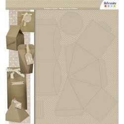 Scatole pretagliate  Artemio - Colore  Craft